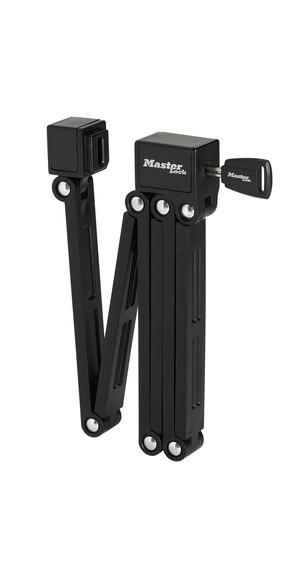 Masterlock Hexilock 8260 Zapięcie kablowe  22 mm x 900 mm czarny